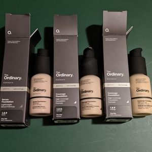 The Ordinary (3x)